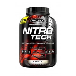 Nitro Tech Performance Series (1,8 Kg) Muscletech