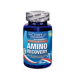 Amino Recovery (120 capsulas) Victory Endurance