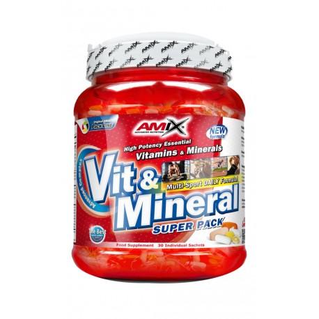 Vit&Mineral Super Pack (30 bolsas) Amix