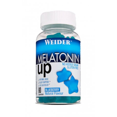 Melatonin Up (60 gummies) Weider