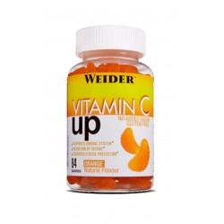 Vitamin C Up (84 gummies) Weider