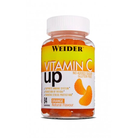 Vitamin C Up (84 gummies) Weider