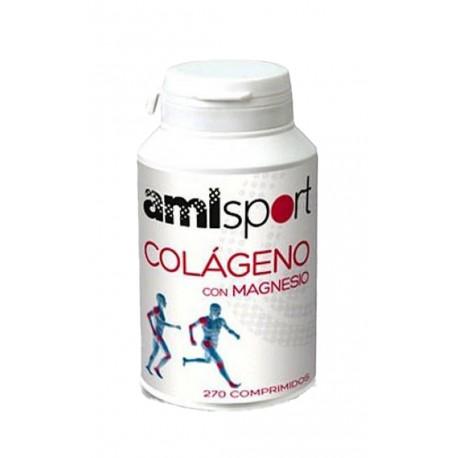 Colageno Con Magnesio (270 comprimidos) Amlsport