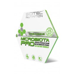 Microbiota Pro (30 cápsulas) Scitec Nutrition