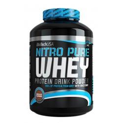 Nitro Pure Whey (2,27 Kg) BioTechUsa