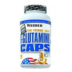 L-Glutamine (160 capsulas) Weider