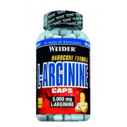 L-arginine (100 capsulas) Weider