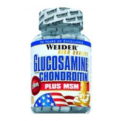 Glucosamine Chondroitin Plus MSM (120 capsulas) Weider