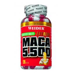 Maca 5.500 (120 capsulas) Weider
