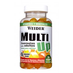 Multi up (80 gummies) Weider