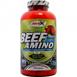 Beef amino (250 Tabletas)