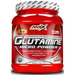 Glutamine Micro Powder (500 gramos)