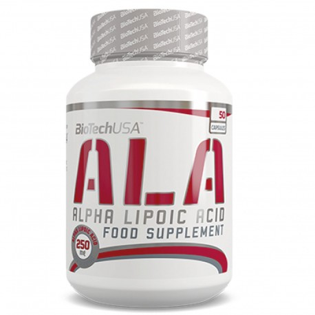 Ala biotechusa (50 Capsulas)