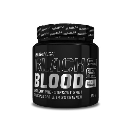 Black Blood (330 Gramos)