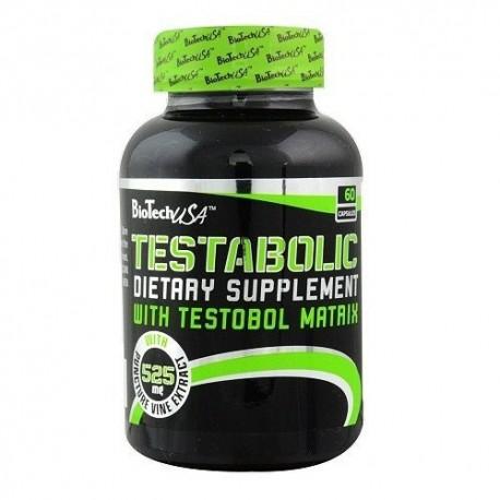 Testabolic (60 Capsulas)