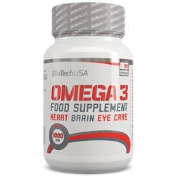 Omega 3 Biotech Usa (90 capsulas)