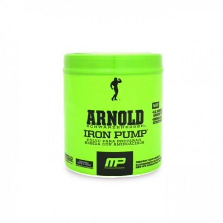 Iron Pump (180 Gramos)