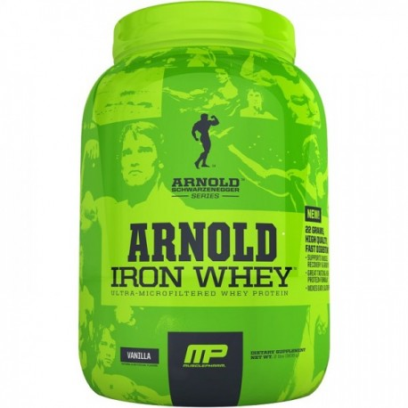 Iron Whey (2,27 Kg)