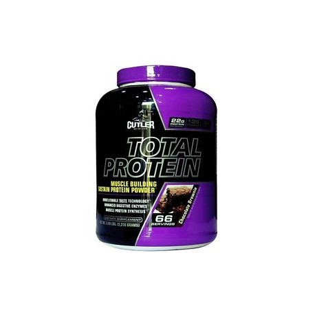 Total Protein Cutler Nutrition (2,3 Kg)