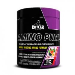 Amino Pump Cutler Nutrition (285 Gramos)