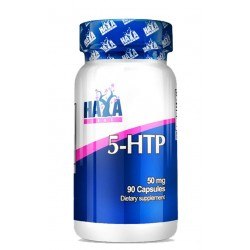 5-HTP -50 mg- (90 cápsulas) Haya Labs