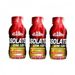 Isolate Cfm 100% Monodosis (30 Gramos)