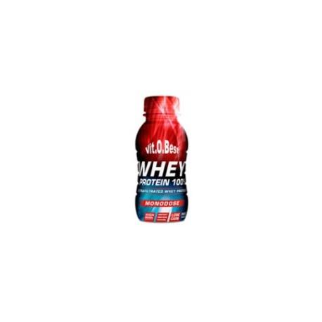 Whey protein 100% Monodosis (30 Gramos)