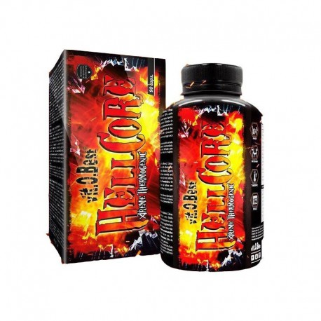 Hellcore Xtreme (90 capsulas) Vitobest