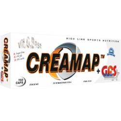 Creamap + GFS Aminos (160 CAPS)