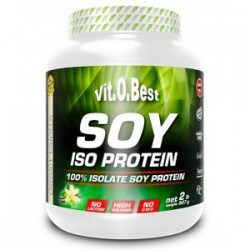 Soy Protein (907 Gramos)