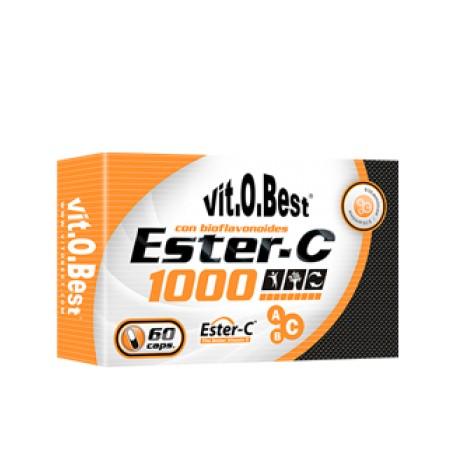 Ester C + Bioflavonoides (1000 Mg - 60 Capsulas)