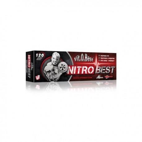 Nitrobest (120 Capsulas)