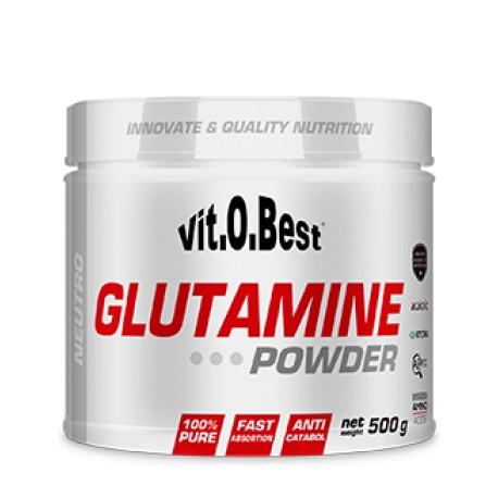 Glutamine Powder (500 gr.)
