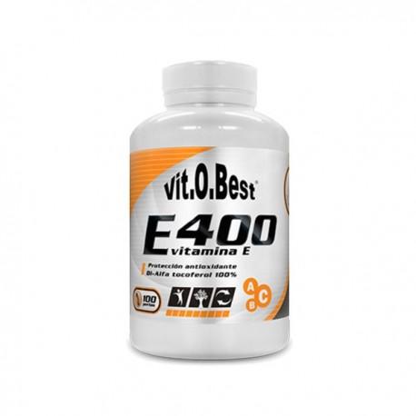 Vitamina E-400 (100 Capsulas)