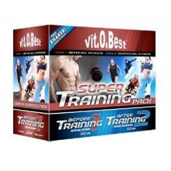 Super Training Pack (820 Gramos + Mezclador)