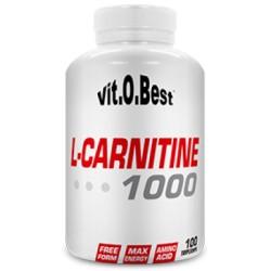 L-carnitine 1000 (100 Capsulas)