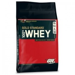 100% Whey Gold Standard (4,54 Kg) OPTIMIN NUTRITION