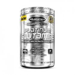 Platinum 100% Glutamine (302 Gramos)