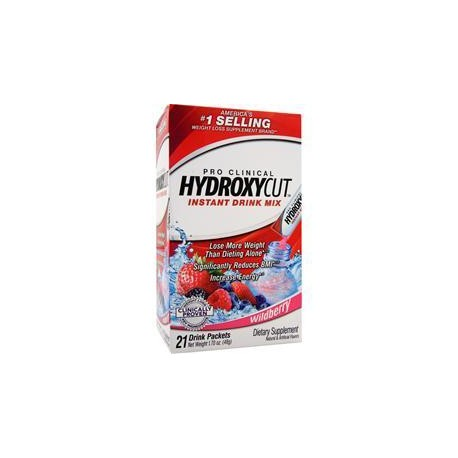 Hydroxycut Instant drink mix (21 sobres) Muscletech
