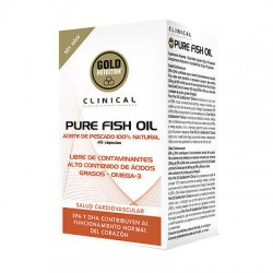 Pure Fish Oil (45 Capsulas)