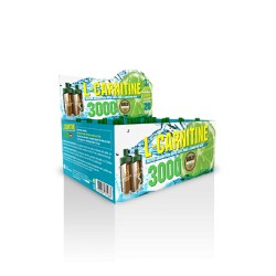 L-Carnitine 3000 (20 Viales) Gold Nutrition