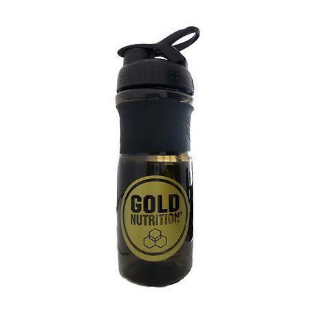 Mezclador Negro gold Nutrition (700 ml)