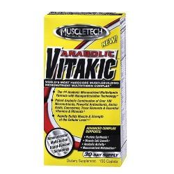 Anabolic Vitakic (150 Capsulas)