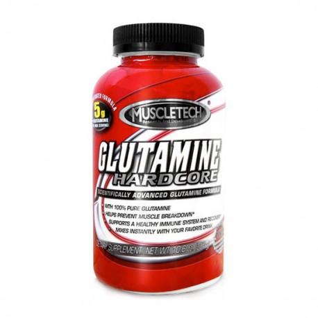 Glutamine Hardcore (300 Gramos)