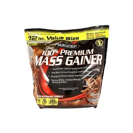 100% Premium Mass Gainer (5,44 kg)