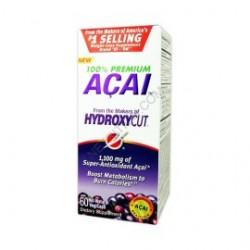 100% Premium Acai (60 Capsulas)