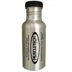 Botella Aluminio Muscletech (600 Ml.)
