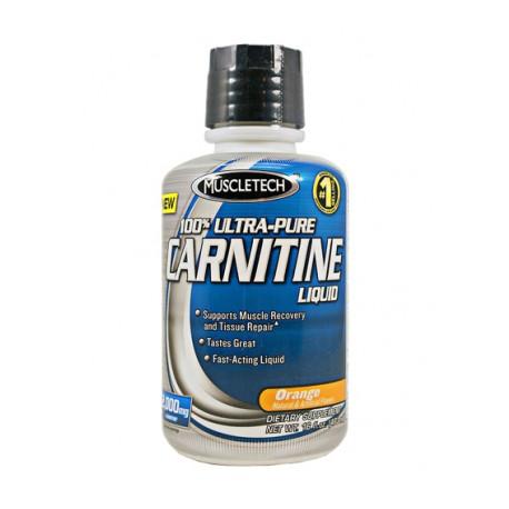 100% Ultra Pure Carnitine Liquid (473 Ml)