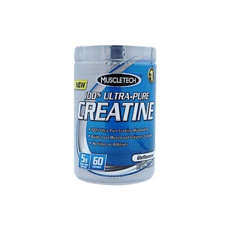 100% Ultra Pure Creatine (300 Gramos)