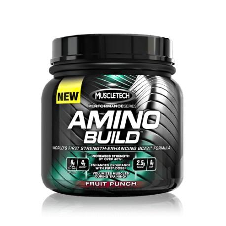 Amino Build (261 Gramos)